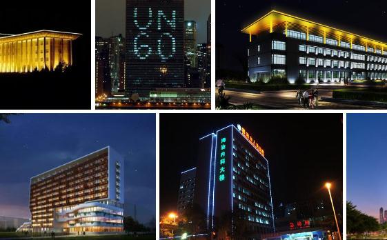 楼体亮化-是读懂一座城市文化的窗口