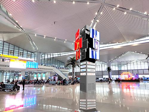 LED显示屏(LED广告屏)黑屏的一般解决方法和使用注意事项