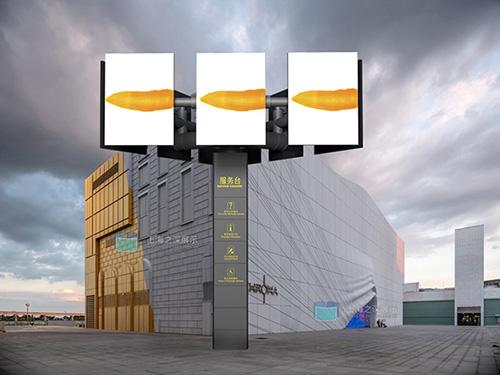 几种实用的led广告屏维修方法
