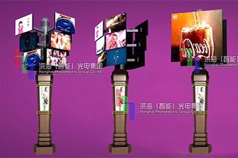 LED舞台用开合屏和广告用开合屏的异同点