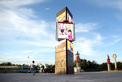 户外广告牌技术规范图片