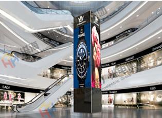 LED广告设备最佳的应用场所有哪些?非北京、上海、广州不可么?