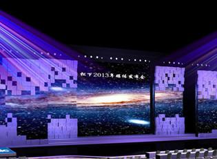 会跳舞的LED显示屏在舞美演出中突出的重要作用