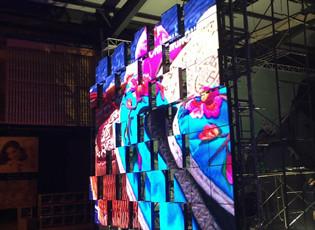 安装户外会跳舞的LED广告牌的四个基本环节