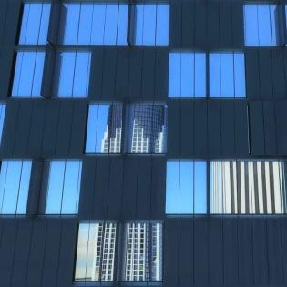 格栅立柱幕墙|隐框玻璃幕墙|全玻璃幕墙