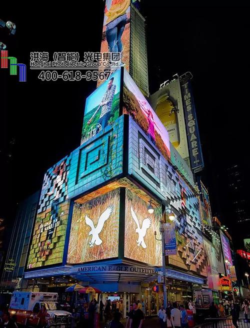 城市建筑LED亮化工程不同楼体特性介绍