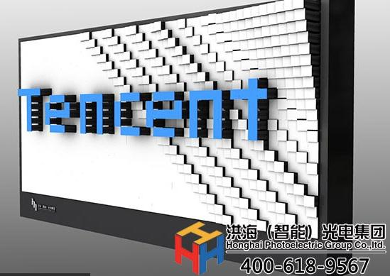 广告机器人-矩阵屏